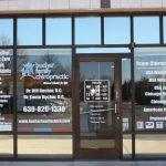 Window Signs & Graphics Copy of Chiropractic Office Window Decals 150x150